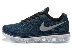 san francisco e1d8a 16dc6 2016 Nike Air Max Tailwind 8 Print Sneakers Obsidian Green  Glow White Reflect Silver Mens Running Shoes 806803-403