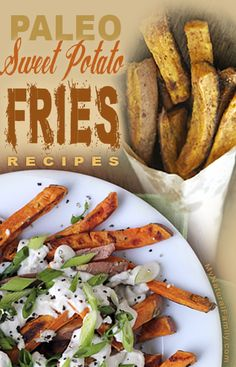 Paleo Sweet Potato Fries Recipes