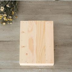 The 25 Best Unfinished Wood Boxes Ideas On Pinterest