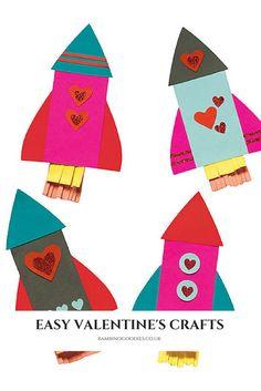 Easy Valentine's Cra