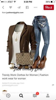 bad250a8ac3ec6 Fall cuteness Trendy Work Clothes