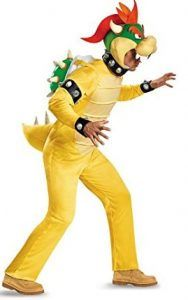Try Super Mario: Bowser Deluxe Adult Costume Plus. Add more fun to your party with Super Mario Brother Costumes for Halloween at PartyBell. King Koopa Costume, Bowser Costume, Luigi Costume, Super Mario Bros, Super Mario Brothers, Plus Size Adult Halloween Costumes, Adult Costumes, Mario Bros., Mario And Luigi
