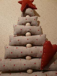 """Patchwork """"Las Magnolias"""": Arbol de Navidad"""