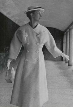 House of Dior Coat, 1953
