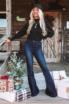 Casual Bar Outfits, Cute Country Outfits, Southern Outfits, Cute Fall Outfits, Western Outfits Women, Western Wear For Women, Western Style, Country Girl Style, Country Fashion