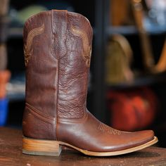 Ruidoso Bison Western Boot by Buffalo Jackson