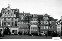 Erfurt VI by Sabine Scheller, via 500px