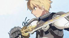 Anime 1920x1080 Fate/Prototype anime boys blonde sword Saber
