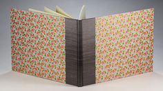 For the Composer/pianist lovely Music Composition Book w/staff paper  Prairie Rose by WolfiesBindery on Etsy $26