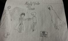 Night Vale Time! Doodle: @NegaTeenWarhead