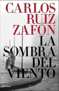 """""""La Sombra Del Viento"""", or """"Shadow of the Wind"""" - most amazing Spanish book I've ever read Got Books, I Love Books, Books To Read, Book Writer, Page Turner, Film Music Books, What To Read, Book Recommendations, Narnia"""