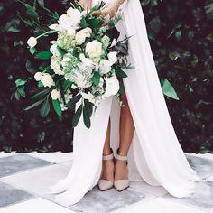 Como escolher o sapato de noiva ideal?