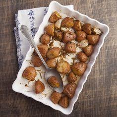De allerlekkerste ovenaardappels! Kijk hier voor het recept: http://cuisinevansabine.nl/de-beste-aardappels-uit-de-oven/