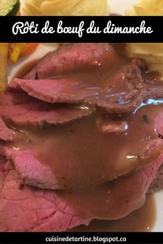 Cooking Prime Rib, Greek Potatoes, Main Dishes, Food And Drink, Gluten, Meat, Recipes, Recipe Ideas, Barbecue