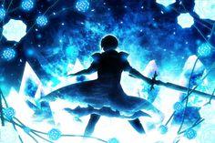 Kirito Sword, Sword Art Online Kirito, Kunst Online, Online Art, Sword Art Online Wallpaper, Painted Rug, Online Anime, Black Panther Marvel, Marvel Girls