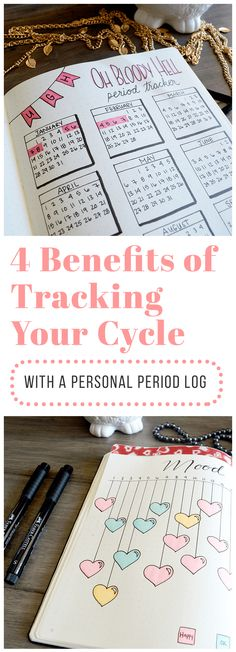 My period log has become one of my favorite sections of my bullet journal. I use it religiously and reference it often. In the process of tracking my cycle, I've learned so much about myself. There are many benefits to keeping a period log, but here are four of my favorites. via @LittleCoffeeFox