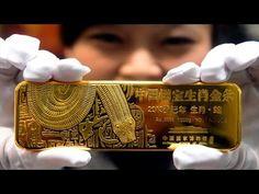 China compró 80 toneladas de oro en 2016