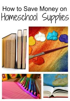 How to Save Money on Homeschool Supplies #backtoschool @signaturejeans