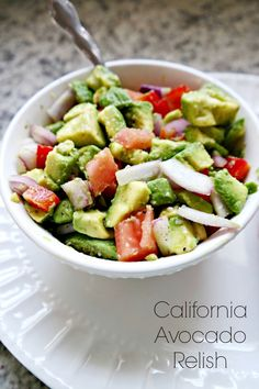 California Avocado R