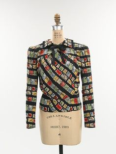 Blouse Elsa Schiaparelli, 1936 The Metropolitan Museum of Art - OMG that dress!