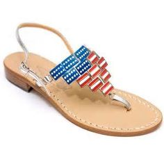 Canfora Sandals Italy. Dedicated to Michelle Obama