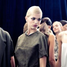 Daphne Groeneveld, Who Walked Jason Wu, Closed Marc Jacobs, and Once Sported Bleached Eyebrows for more fashion and beauty advise check out The London Lifestylist http://www.thelondonlifestylist.com