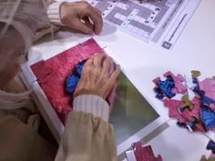 """Foto: Puzzle """"Borboleta"""""""