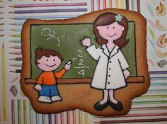 Galletas día del profesor por CUKI CHIC