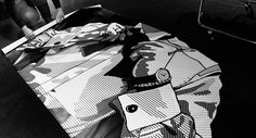 Behance :: Editing Boomerang: reBranding + Tailor made artwork