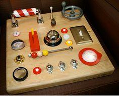 gmglimmerglass: DIY Busy Board
