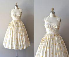 vintage 1950's dress, Daystar $168.00