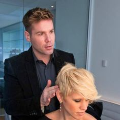 Rock a Pixie cut with tips from celerity stylist Charles Baker Strahan
