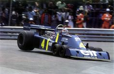 Tyrrelle P34. F1