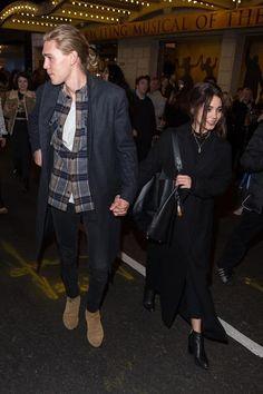 Neben Vanessa Hudgens (1,55 m) sieht Austin Butler (1,83 m) aus wie ein Riese. Nach der langjährigen Beziehung Vanessas mit Zac Efron scheint die Schauspielerin aber richtig glücklich zu sein mit ihrem Austin.