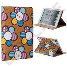 Flower iPad Mini Lærdeksel (Ver. 2)