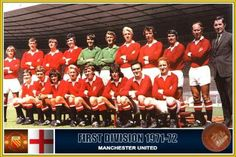 Fan pictures - Football in England. First Division 1971-72