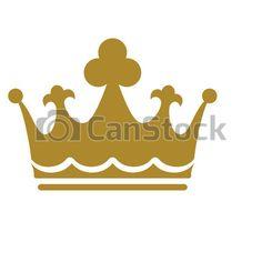 Clip Arte Vetorial de coroa, cobrança, ligado, branca, fundo csp15665901 - Pesquisar Clip Arte, Ilustração, Desenhos e Imagens gráficas Vetor EPS