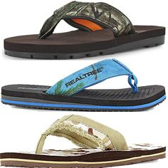Realtree and Camo Flip Flops Flipping, Camo, Fashion Shoes, Flip Flops, Sandals, Womens Fashion, Clothing, Accessories, Camouflage
