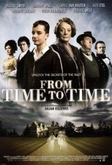 From Time To Time: Alex Etel, Timothy Spall, Maggie Smith, Dominic West Netflix Movies For Kids, Kid Movies, Series Movies, Great Movies, Movies To Watch, Movie Tv, 2016 Movies, Indie Movies, Comedy Movies