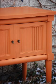 Barcelona Orange Chalk Paint® decorative paint by Annie Sloan