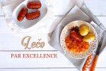 Lečo aneb vymazlený recept na rychlé zeleninové jídlo Eggs, Breakfast, Food, Morning Coffee, Essen, Egg, Meals, Yemek, Egg As Food
