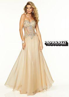 Prom Dresses – Paparazzi Prom Dress Style 97119