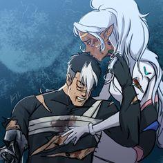 Allura and Shiro
