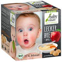 Apfel Babynahrung