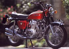 I used to have one of these... in red! My favorite motorcycle. I miss it.