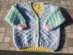 Kindervestje Maat 116 Made By Gerda Breien Breien En Haken