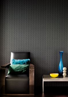 Abstract - Abstract, #geometric and masculine, a collection inspired by Art Nouveau. (Visit www.xessex.com.sg for the latest ranges and collections of #wallcoverings and #wallpapers!)