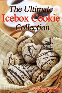 The Ultimate Icebox Cookie Collection