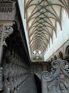 Maulbronn Monastery Complex (UNESCO) - Enz, Baden-Wurttemberg, Germany