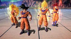 Tres vídeos del modo multijugador de Dragon Ball Z: Battle of Z